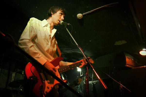 Концерт в клубе «Проект О.Г.И».
