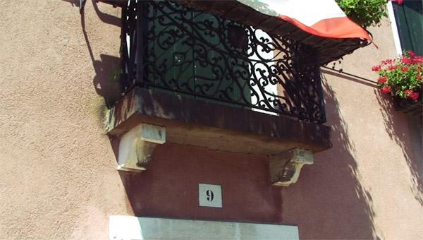Балкон девять. Остров Торчелло, Италия.